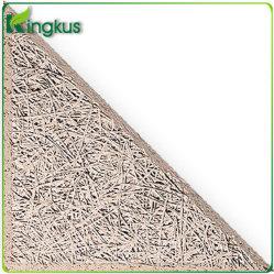 Traitement acoustique mur en fibre de bois d'administration d'utiliser pour le plafond et mur