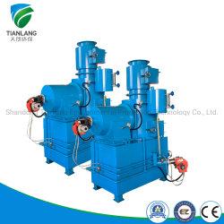 Portátil personalizado incinerador de resíduos para venda na China