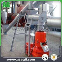 La biomasse de sciure de bois Pellet petite usine de fabrication de combustible avec le meilleur prix