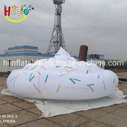 La publicité produit ballon gonflable personnalisé les répliques de répliquer la crème glacée