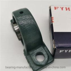 NSK、Fyhの伝動装置のためのKoyoの鋳鉄のピロー・ブロックUCP306ベアリング単位
