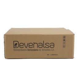Zoll druckte Firmenzeichen-Drucken-Kaffee-verpackenarbeits-Hauptverpackungs-Produkte gewellte Kasten-Verpackung Carton