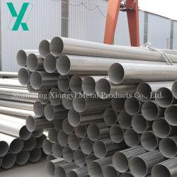 من الفولاذ المقاوم للصدأ 316/316L/316ti Sch10 Sch30 Sch40 6 بوصة الأنبوب