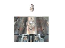 Polysulfone Raccord union de couplage moule