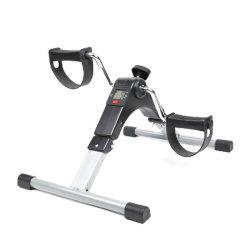 スリップ防止ペダル手の足のリハビリテーションの屋内世帯の小型エアロバイクが付いているFoldable適性の自転車ボディ体操機械