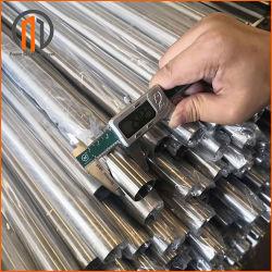 비용 효율적인 ASTM 고온/냉연 심리스 강 파이프 튜브 미러 마감 304 316 스테인리스 스틸 파이프