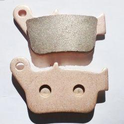 Fábrica de Ngbbp de alta calidad de motocicleta piezas de repuesto disco de freno de motor Almohadilla de freno sinterizada HH para Sym Max Sym 400i