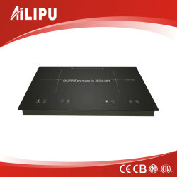 730*430mm Schott de verre et de l'EGO Two-Zone élément chauffant intégré dans une plaque de cuisson à induction Sm-Dic modèle13b