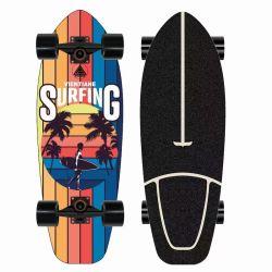 Barato al por mayor de 32 pulgadas en blanco de la Junta de Skate Skate Deck personalizado