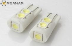 Indicatore luminoso di lampadina automatico di T10 Lights&Lighting LED con 6500k
