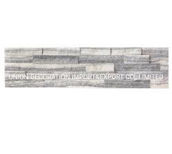 Decorazione naturale rustica grigia nuvolosa del comitato del registro della pietra della coltura della Cina per la parete esterna ed interna