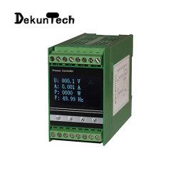 Digitalanzeigen-Amperemeter-Voltmeter-Multimeter Wechselstrom-I/V-Stromstärken-Energien-Energie-Panel-Messinstrument LCD-Mit aufgeteilter Kern-aktueller Transformator CT-Wechselstrom 80-260V