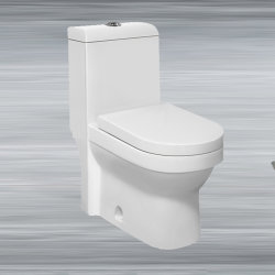 حمام سيبر الخزف السعودي يحوض مرحاض من قطعة واحدة