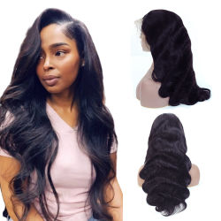 منتج الشعر الهندي الخام Kbeth الجسم موجة 360 لايس الأمامي الشعر المستعار فتاة فيرجين الشعر Wigs 100 ٪ البشرية 13X6 سويسرا الصين لاس أمامية مستعار سعر الجملة