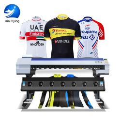 Textil sublimación Impresora digital de la correa de tela