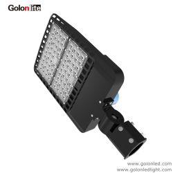 Pilote Meanwell Lumileds SMD 3030 130lm/W 150W Shoebox Luminaire LED