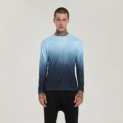 T-shirts van de Koker van Mens van de Kleurstof van de ONDERDOMPELING de Lange Nieuwe Model