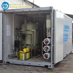 200 tpd Osmosis agua salada de la máquina de la planta de tratamiento de agua mineral.