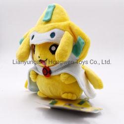 2021 Nueva llegada Cartoon juguetes de felpa suave Peluche Pikachu muñecas