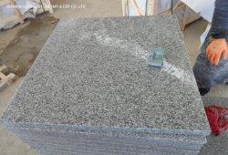 China el nuevo G603 de adoquines de granito blanco Sésamo Cortada azulejos para pavimento Exterior Interior Revestimiento de pared