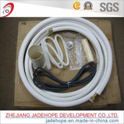 Liaison d'échappement /de tuyauterie en cuivre aluminium Kit d'installation de tuyauterie en cuivre pour climatisation