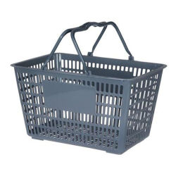 Personalizados de alta qualidade pequeno grosso comprar cesto de compras