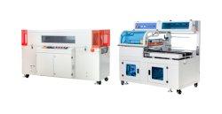 La contraction thermique automatique du filtre Shrink wrap machine de conditionnement