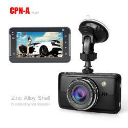 Sony 323 Auto DVR Digitale Camcorder van de Visie van de Nacht van de Nok van het Streepje van de Sensor van het Beeld de Super met de Monitor van het Parkeren de Zwarte doos van de Auto van 3 Duim