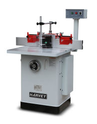 máquina de carpintería HW303D de 3HP Deluxe conformador de husillo de madera /Transformadores