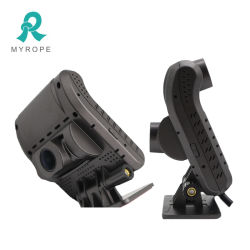 128 GB Dual Dashcam 1080P carro DVR alarmes de automóveis com câmaras 4G traço GPS Rastreador de Came