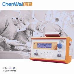 Utiliza el equipo de médicos Anbulance portátil Ventilador (CWH-2010)