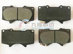 La cerámica y de alta calidad Semi-Metallic Pastillas de freno automático para Toyota Land Cruiser Prado (D976 /04465) Auto Car Parts ISO9001