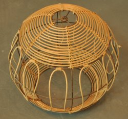 El bastidor de madera hechos a mano con lámpara de techo Elc No piezas para Salón