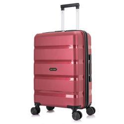 Вино Сверхлегкий PP материала чемодан тележка багажа