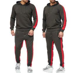 Gli sport su ordinazione che pareggiano i vestiti hanno impostato due parti che addestrano la tuta sportiva di usura per gli uomini