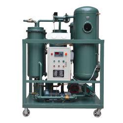 Überschüssige Turbine-Öl-Vakuumöl-Reinigungsapparat-Filter-Maschine