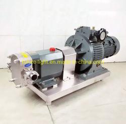 ステンレス鋼304/316の小さい回転式ギヤポンプ