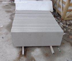 China de buena calidad/pulido de granito pulido/Cenicienta de cuarcita gris Mediterráneo piso de mármol Azulejos elevadores de escaleras para el proyecto de decoración