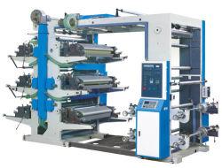 Máquina de impresión flexible Six-Color (YT-600-800, 1000).