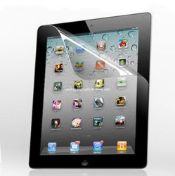 LCD Screen Protector Guard voor iPad
