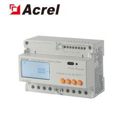 Acrel Adl3000-E/C Trifásico montado na rampa de baixo consumo de energia Medidor de Potência Digital Medidor de energia Watt-Hour Meterfor armário de distribuição