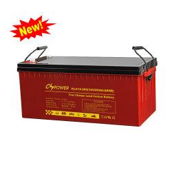 스파워 2V/6V/12V 긴 수명 - 고속 충전 - 충전 - 충전 - 심방전 리드 카본 배터리 100ah/200ah/250ah/400ah(태양열 에너지 - 보관 - 시스템