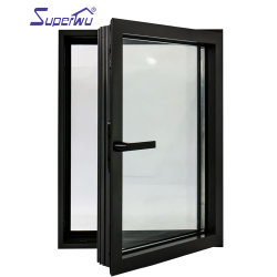 American Standard Bullet Proof Window Triple Glass Aluminium casusramen