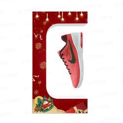 Nuove scarpe levitazione Design Stand Natale Halloween regalo levitating magnetico Supporto galleggiante per sneaker