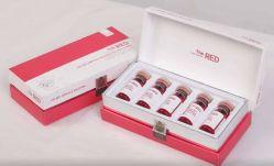 En rojo los lípidos son más eficaces que los lípidos de labios y no tienen efectos secundarios.