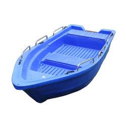 Barca di rematura di plastica di velocità di pesca di prezzi 2.7m/3.1m/3.6m/4.0m/4.3m PE/Polyethylene da vendere