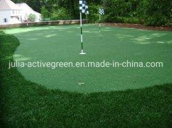 verde del Amy di verde mettente di golf di 16mm tappeto erboso sintetico eccellente di Uselife di 8 anni