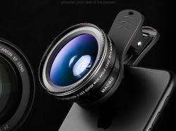 Универсальный объектив камеры мобильного телефона линзы объектива для мобильного телефона