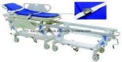 Barella connettente lussuosa del pronto soccorso di emergenza della mobilia medica dell'ospedale