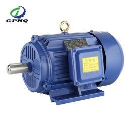 IE2/IE3 効率 10hp 7.5 kW 鋳鉄三相 AC 電気 380V 50Hz 付きモータ